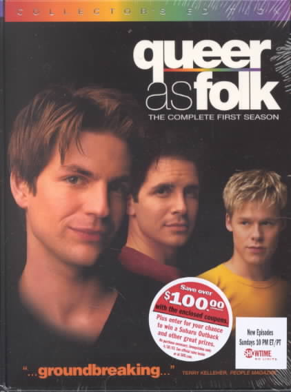 QUEER AS FOLK:SEASON 1 BY QUEER AS FOLK (DVD)
