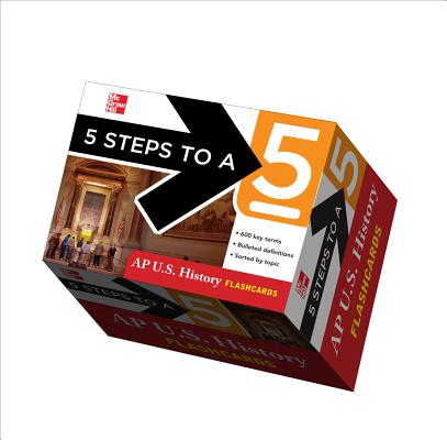 5 Steps to a 5 Ap U.s. History Flashcards By Armstrong, Stephen
