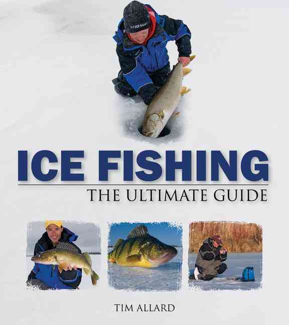 Ice Fishing By Allard, Tim